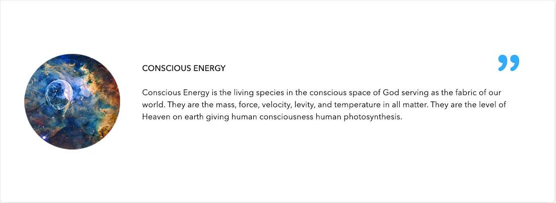 consciousEnergy